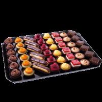 Пирожные Птифур Традиционный Traiteur de Paris Франция, 696 гр