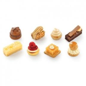 Пирожные Птифур от Кутюр Traiteur de Paris Франция, 576гр