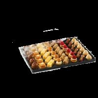 Пирожные Птифур от Кутюр Traiteur de Paris Франция, 576 гр