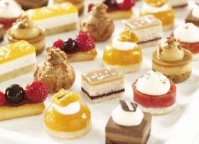Пирожные Птифур Престиж Traiteur de Paris Франция, 720гр