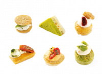 Канапе вегетарианские Traiteur de Paris Франция, 54 шт *10гр