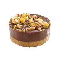Песочное пирожное джандуйя Traiteur de Paris, 16*90 гр