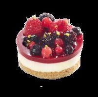 Чизкейк красные фрукты Traiteur de Paris, 16*90 гр