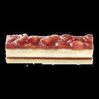 Пирожное фрезье с клубникой Traiteur de Paris, 16*70 гр