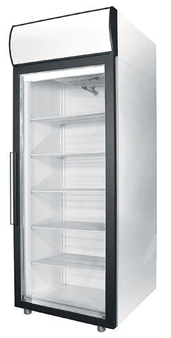 Холодильник POLAIR DM107-S