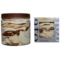 Мороженое - тирамису, 380гр. в пластиковой уп.