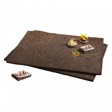 Тостовый хлеб солодовый ржаной Boncolac Франция, 250г