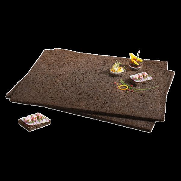 Тостовый хлеб солодовый ржаной Boncolac Франция
