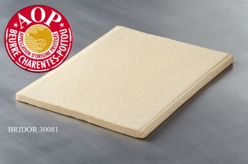 Тесто слоеное дрожжевое Bridor Франция, 500гр