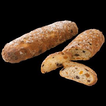 Хлеб с фруктами (Лалос) Bridor Франция, 180гр