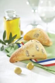 Булочка с оливками Bridor Франция, 45гр