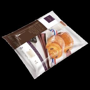 Булочка с шоколадом LENOTRE Bridor Франция, 75гр. (6шт. в наб)