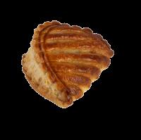 Слойка с яблоком Bridor Франция, 40гр