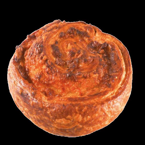 Улитка с сыром и горчицей (горчичный соус