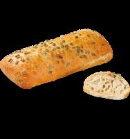 Хлеб полбяной с зёрнами тыквы и подсолнечника органический БИО, 450 гр