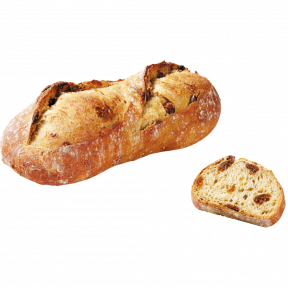 Хлеб с инжиром (Лалос) Bridor Франция, 330гр