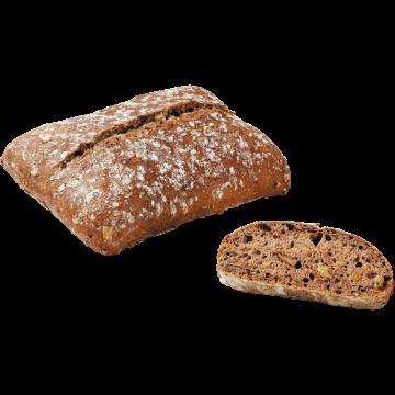 Хлеб с грецким орехом (Лалос) Bridor Франция, 400гр