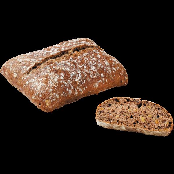 Хлеб сгрецким орехом (Лалос) Bridor Франция