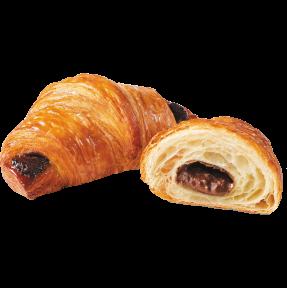 Круассан с шоколадно-ореховым кремом Bridor Франция, 90гр