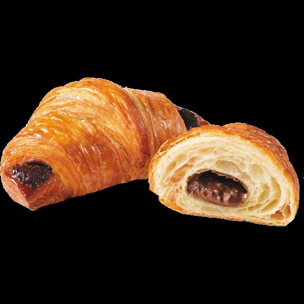 Круассан с шоколадно-ореховым кремом Bridor Франция