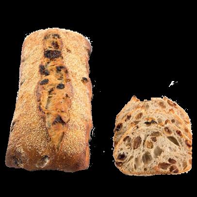 Хлеб с изюмом (Лалос) Bridor Франция