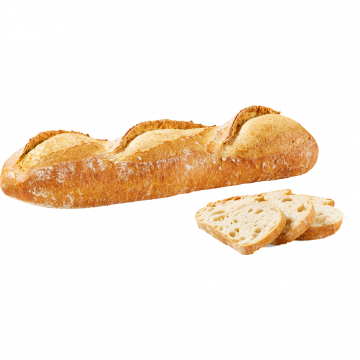 Хлеб парижский (Лалос) Bridor Франция, 1.1кг