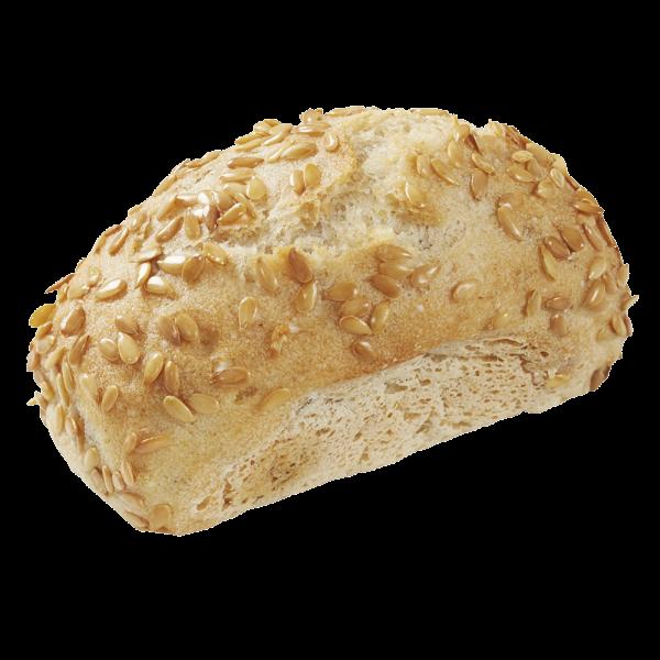 Булочка Bridor Франция с семенами льна