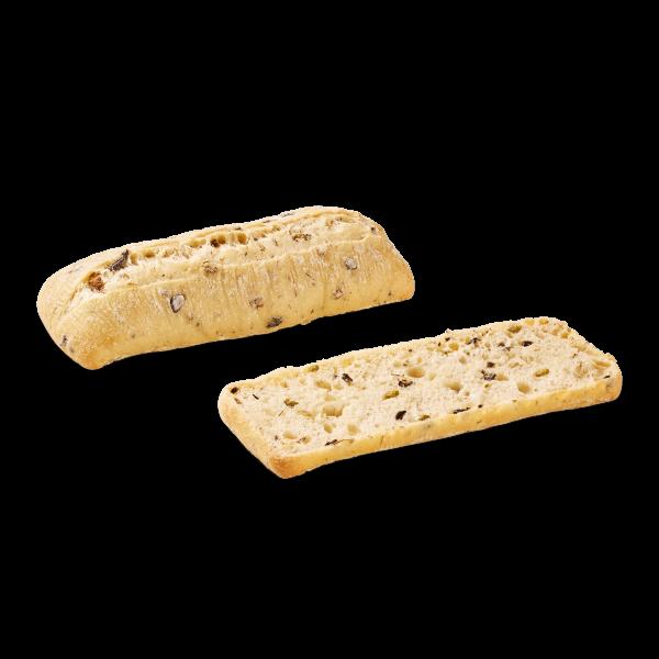 Хлеб для сэндвича с маслинами Bridor Франция