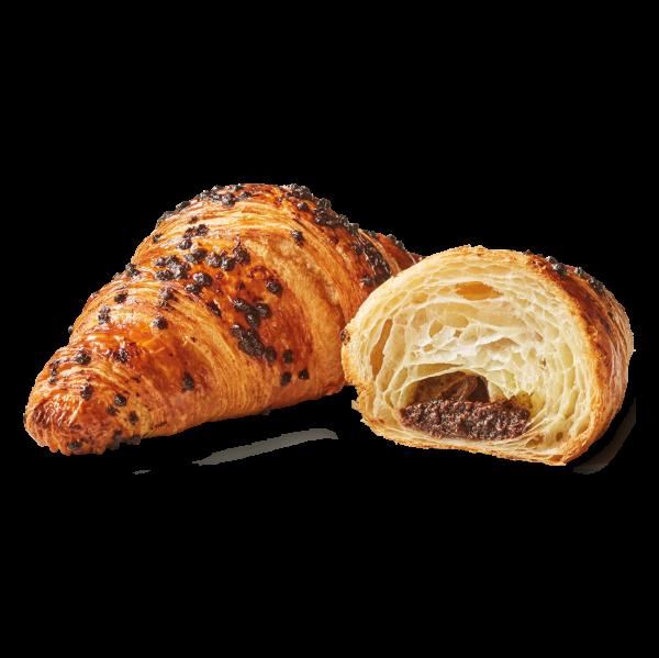 Круассан с шоколадным кремом Bridor Франция