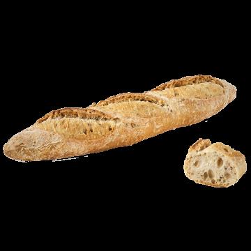 Булочка длинная мультизлаковая Bridor Франция, 45гр