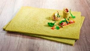 Тостовый хлеб со шпинатом, 250 г