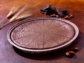 Шоколадный тарт, 10 кусков * 75гр