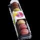 Набор пирожные макарон Bridor Франция, 8шт