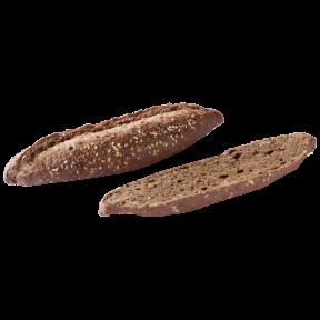 Полубагет ржаной зерновой, 120 г