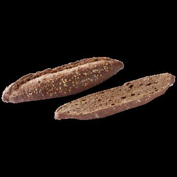 Полубагет ржаной зерновой, 120г