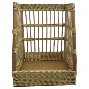 Багетница плетеная (400х400х(100-500))мм