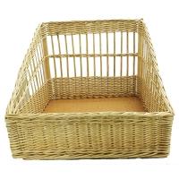 Короб плетеный (500х500х(150-400))мм