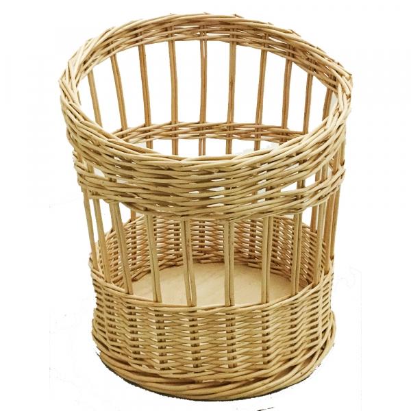 Багетница плетеная (D300