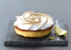 Лимонная тарталетка с меренгой, 130 г
