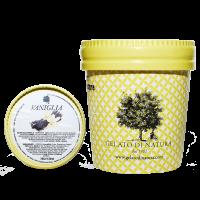 Мороженое Michielan Италия ваниль, 70гр. в бумажном стаканчике