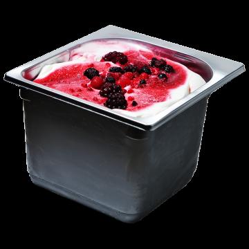 Мороженое Michielan Италия йогурт лесные ягоды, 3100гр