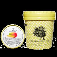 Мороженое - манго, 70гр. в бумажном стаканчике