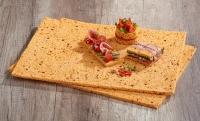 Тостовый хлеб с красным перцем, 250 г