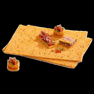Тостовый хлеб с Эспелетским чили перцем Boncolac Франция, 250г
