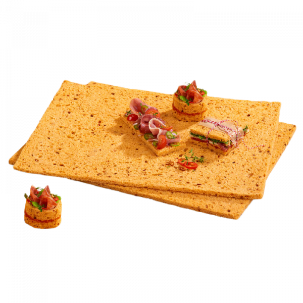 Тостовый хлеб с Эспелетским чили перцем Boncolac Франция