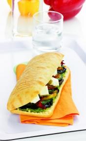 Чиабатта натуральная с оливковым маслом Bridor Франция, 140гр