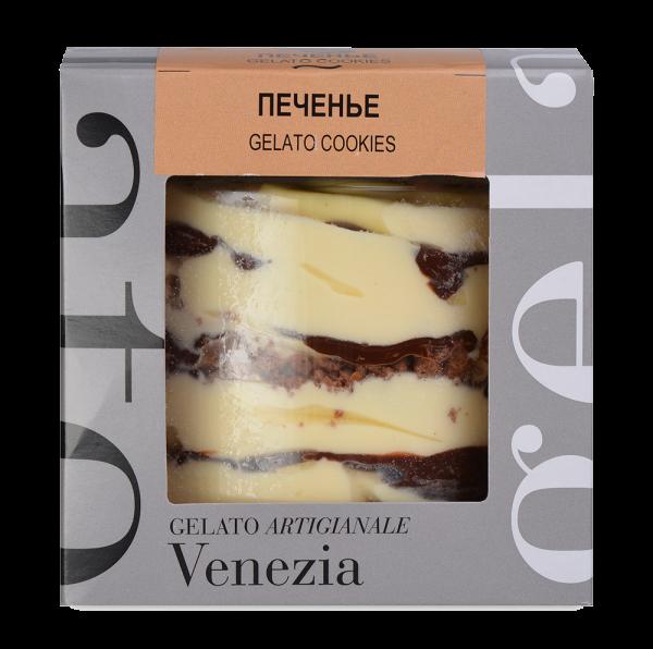 Мороженое Michielan Италия печенье