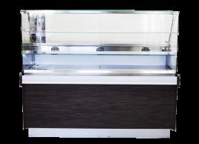 Витрина холодильная кондитерская Orion Tieffe 10, Панели Россия