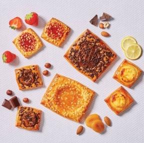 Конфетти Пралине с шоколадной крошкой Bridor Франция, 90 г