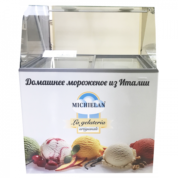 Витрина для мороженого